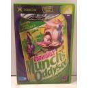 Oddworld Munch's Oddysee Microsoft Xbox Pal