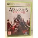 Assassin's Creed II 2 Microsoft Xbox 360 Pal
