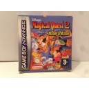 Magical Quest 2 Nintendo Game Boy Advance GBA Pal