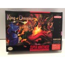 King Of Dragons Nintendo Super NES SNES US