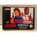 Leathal Weapon L'Arme Fatale Nintendo Super NES SNES Pal