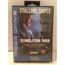 Demolition Man Sega Megadrive Pal
