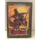 Chakan Sega Genesis (Megadrive) US
