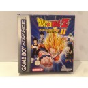 Dragonball Z L'Héritage de Goku II 2 Nintendo Game Boy Advance Pal
