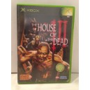 The House Of The Dead III 3 Microsoft Xbox Pal