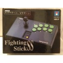 Fighting Stick Hori Sega Saturn Arcade