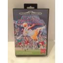 European Club Soccer Sega Megadrive Pal