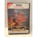 Master Of Darkness Sega Master System Pal