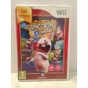 Les Lapins Cretins show Nintendo Wii Pal