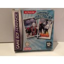 Castlevania Double Pack Aria Of Sorrow - Harmony Of Dissonance Nintendo Game Boy Advance GBA Pal