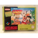 Goof Troop Nintendo Super NES SNES Pal
