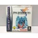 Final Fantasy Tactics Advance Nintendo Game Boy Advance GBA Pal