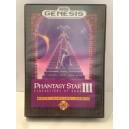 Phantasy Star III 3 Sega Megadrive Pal