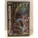 Alien Trilogy Sega Saturn Pal