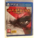God Of War II 3 Remastered Sony Playstation 4 PS4 Pal