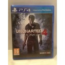 Uncharted 4 A Thief's End Sony Playstation 4 PS4 Pal