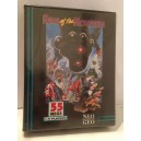 King Of The Monsters SNK Neo Geo AES US