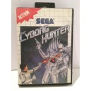 Cyborg Hunter Sega Master System Pal