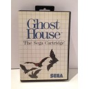 Ghost House Sega Master System Pal