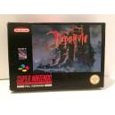 Dracula Nintendo Super NES SNES Pal