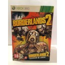 "Borderlands 2 Collector ""Chasseur de l'Arche"" Microsoft Xbox 360 Pal"