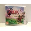 Zelda Ocarina Of Time 3D Nintendo 3DS Pal