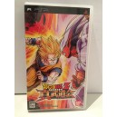 Dragon Ball Z Shin Budokai Sony PSP Playstation Portable Japan