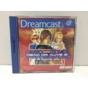Dead Or Alive 2 Sega Dreamcast Pal