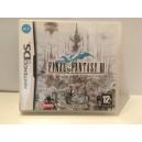 Final Fantasy III 3 Nintendo DS Pal