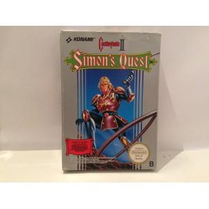 Castlevania II 2 Simon's Quest Nintendo NES Pal