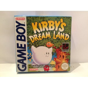 Kirby's Dream Land Nintendo Game Boy Pal