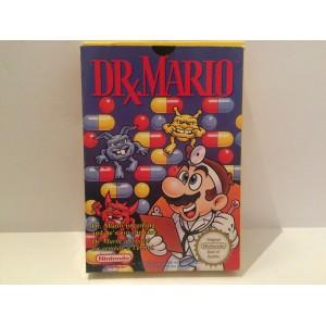 Dr Mario Nintendo NES Pal