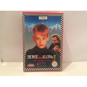 Home Alone 2 Lost in New York Nintendo NES Pal