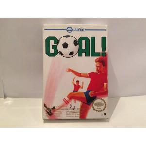 Goal ! Nintendo NES Pal