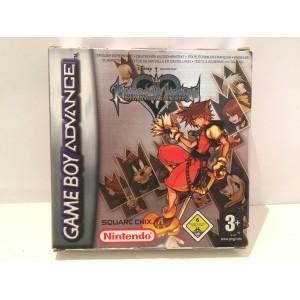 Kingdom Hearts Chain of Memories Nintendo Game Boy Advance GBA Pal