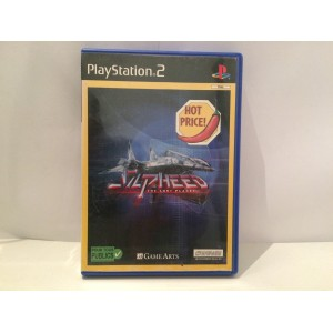 Silpheed The Lost Planet Sony Playstation 2 PS2 Pal