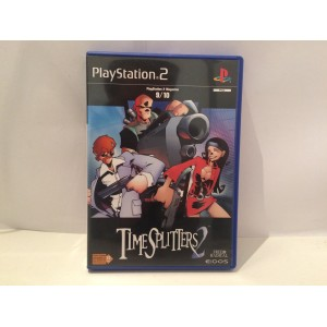 Time Splitters 2 Sony Playstation 2 PS2 Pal