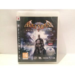 Batman Arkham Asylum Sony Playstation 3 PS3 Pal