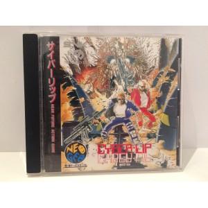 Cyber Lip SNK Neo Geo CD Jap