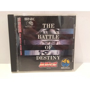 Garou Densetsu (Fatal Fury) SNK Neo Geo CD Jap