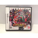 Kamen Rider Ridergeneration Nintendo DS Jap