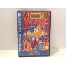 Dynamite Headdy Sega Megadrive Pal