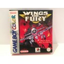 Wings Of Fury Nintendo Game Boy Color Pal