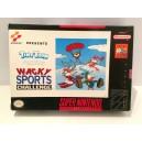 Tiny Toon Wacky Sports Challenge Nintendo Super NES SNES US