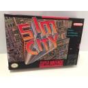 Sim City Super Nintendo SNES US