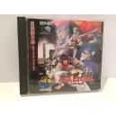 Savage Reign SNK Neo Geo CD US
