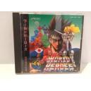 World Heroes SNK Neo Geo CD Jap