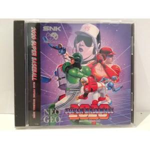 Super Baseball 2020 SNK Neo Geo CD US