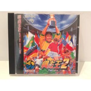 Super Sidekicks 2 SNK Neo Geo CD Jap