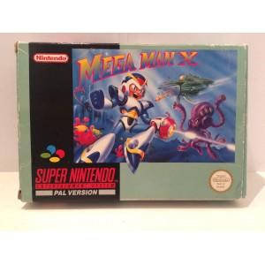 Megaman X Nintendo Super NES SNES Pal UK